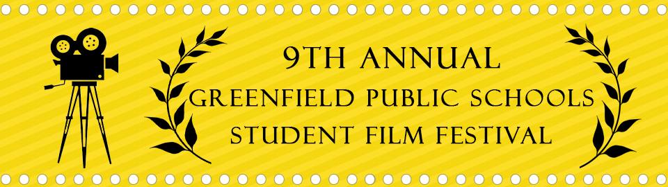 9th annual Film Festival Banner