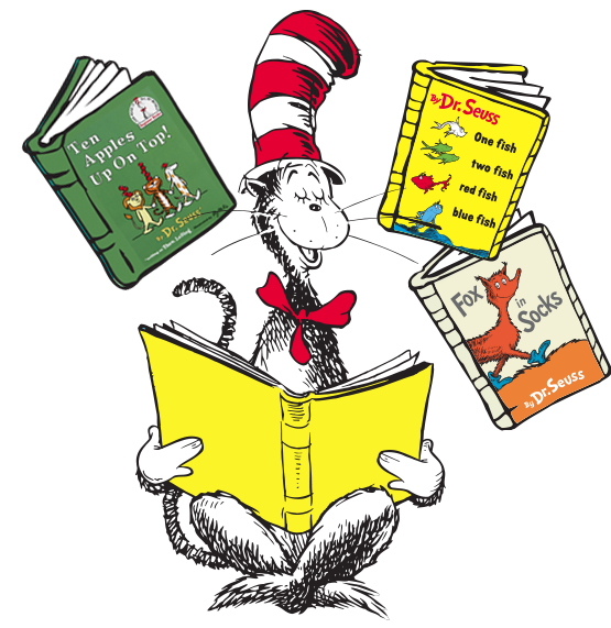 Cat In The Hat Clipart: Greenfield Public Schools