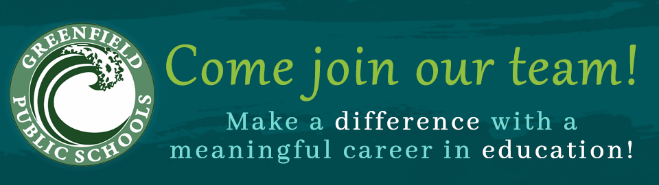 Come make a difference banner