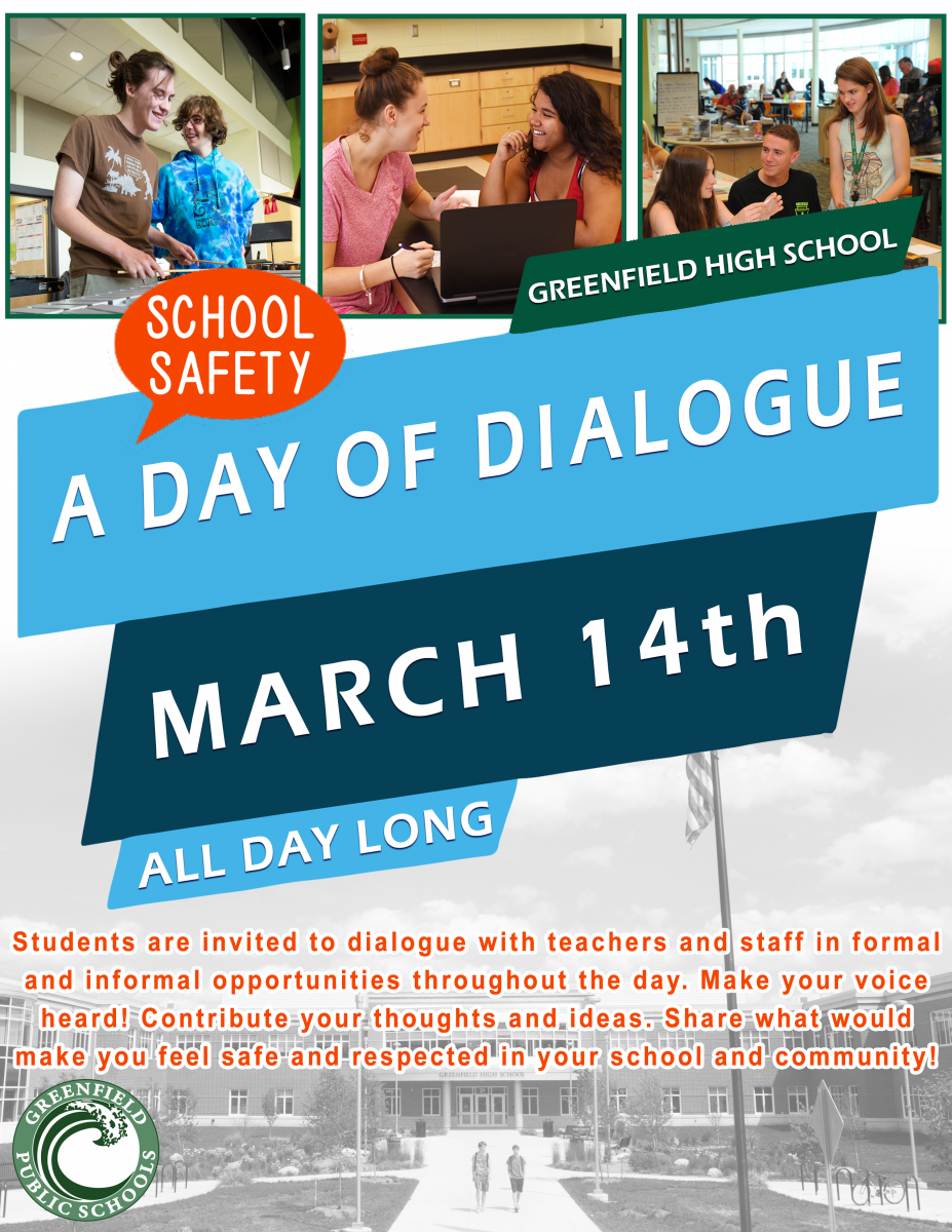 Day of Dialogue Event at GHS