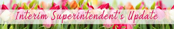 superintendent update banner spring 1