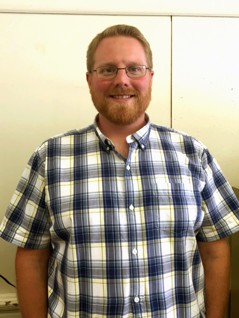 Photo of Michael Howes, Transportation Coordinator