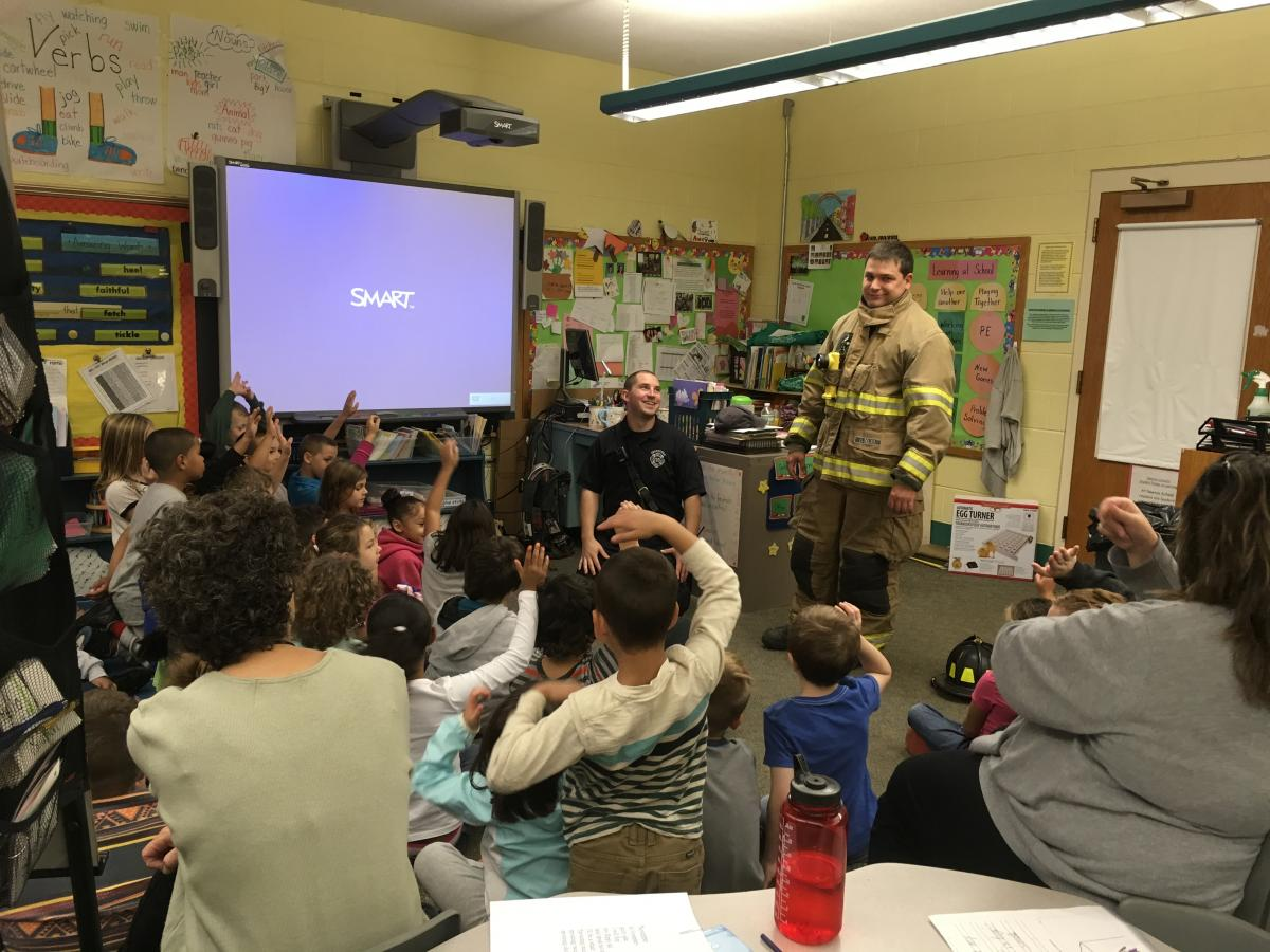 fire prevention week photo