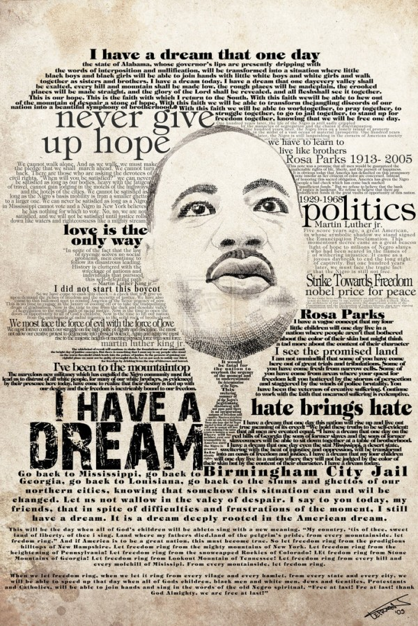Martin Luther King Day Clip Art Jpg Greenfield Public Schools