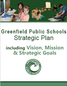Picture of Greenfield Public Schools Strategic Plan PDF Cover