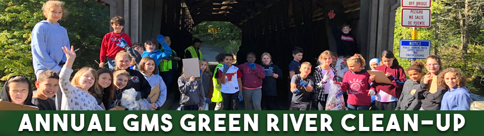 annual green river cleanup