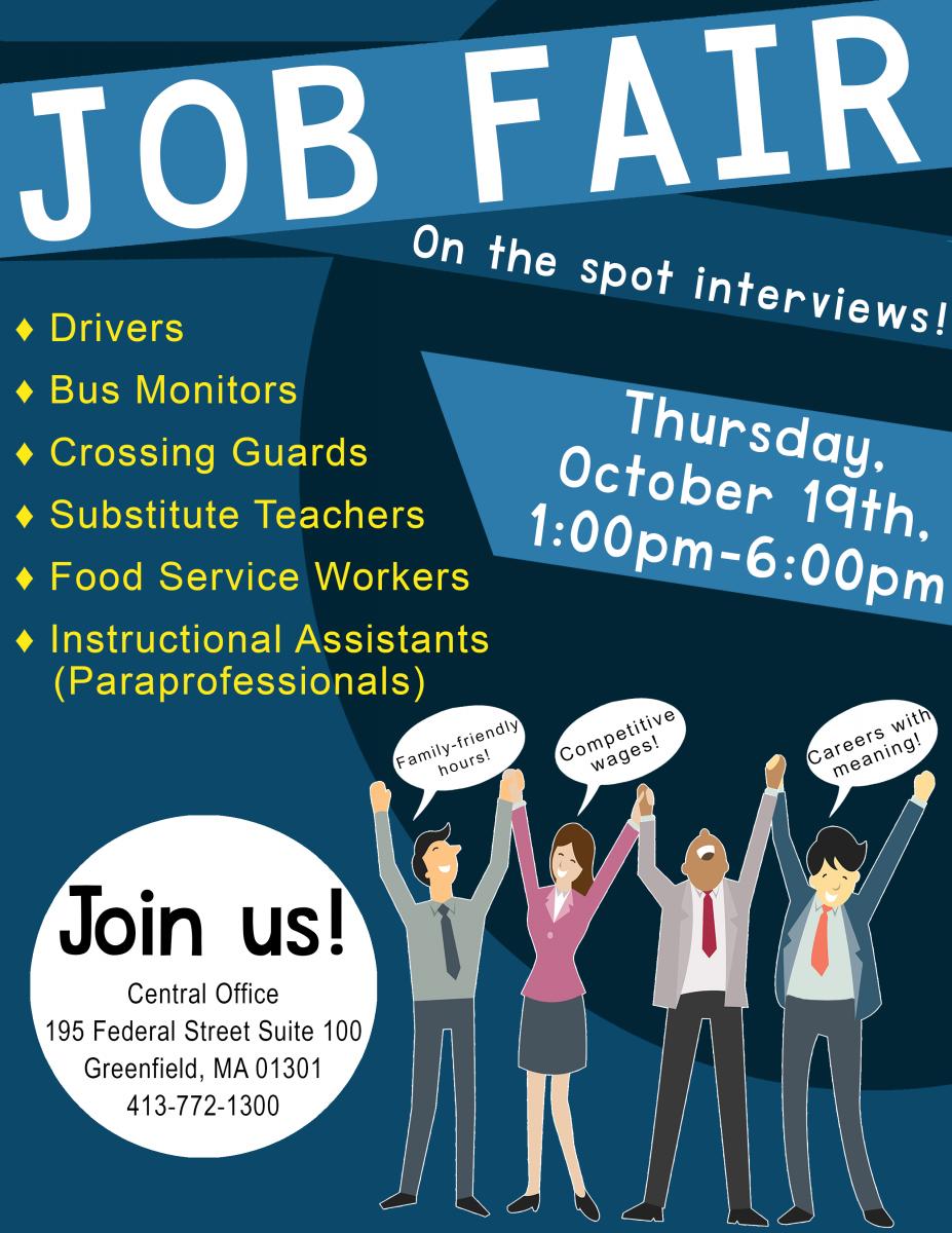 gps job fair