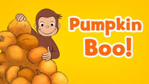Curious George Pumpkin Boojpg Greenfield Public Schools