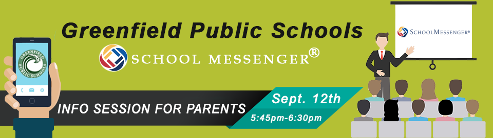 info session school messenger banner