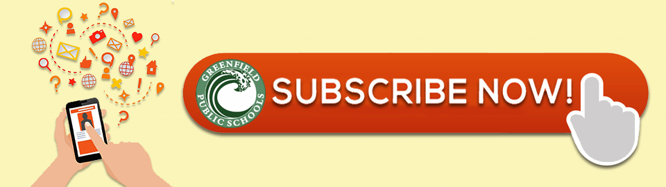Subscribe to get the latest news updates from our schools
