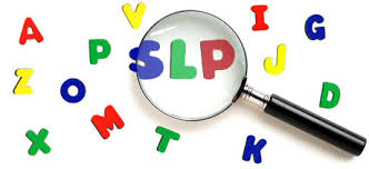 Clipart picture of letters and a magnify glass