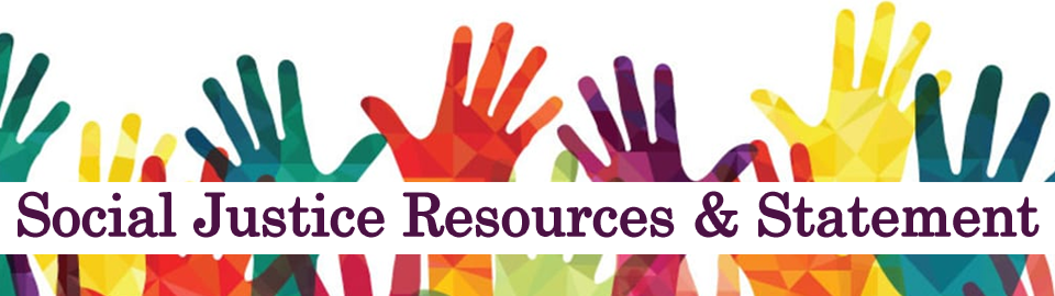 social justice resources and statement