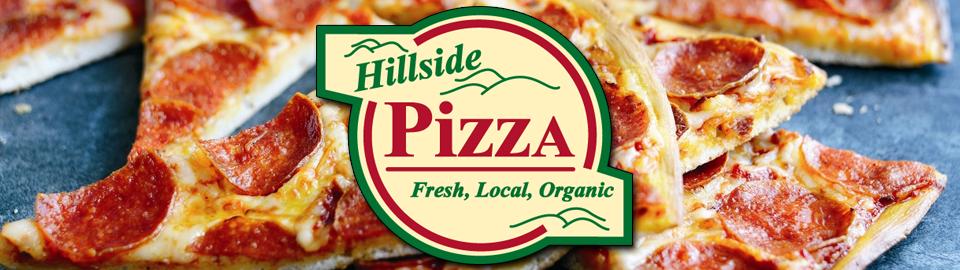 Hillside Pizza logo
