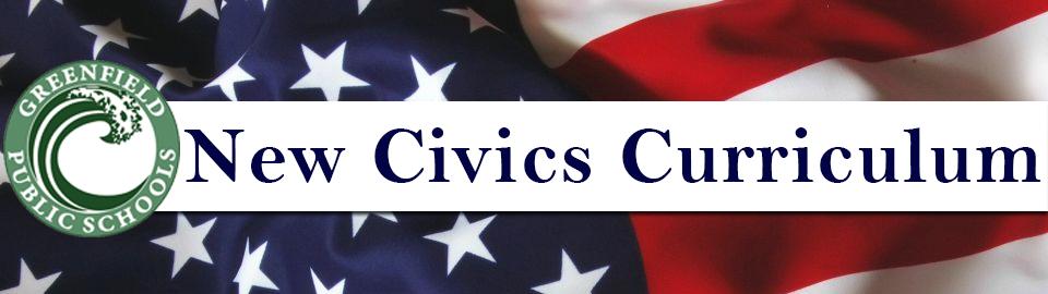 new civics curriculum banne