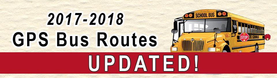 school bus routes 2017